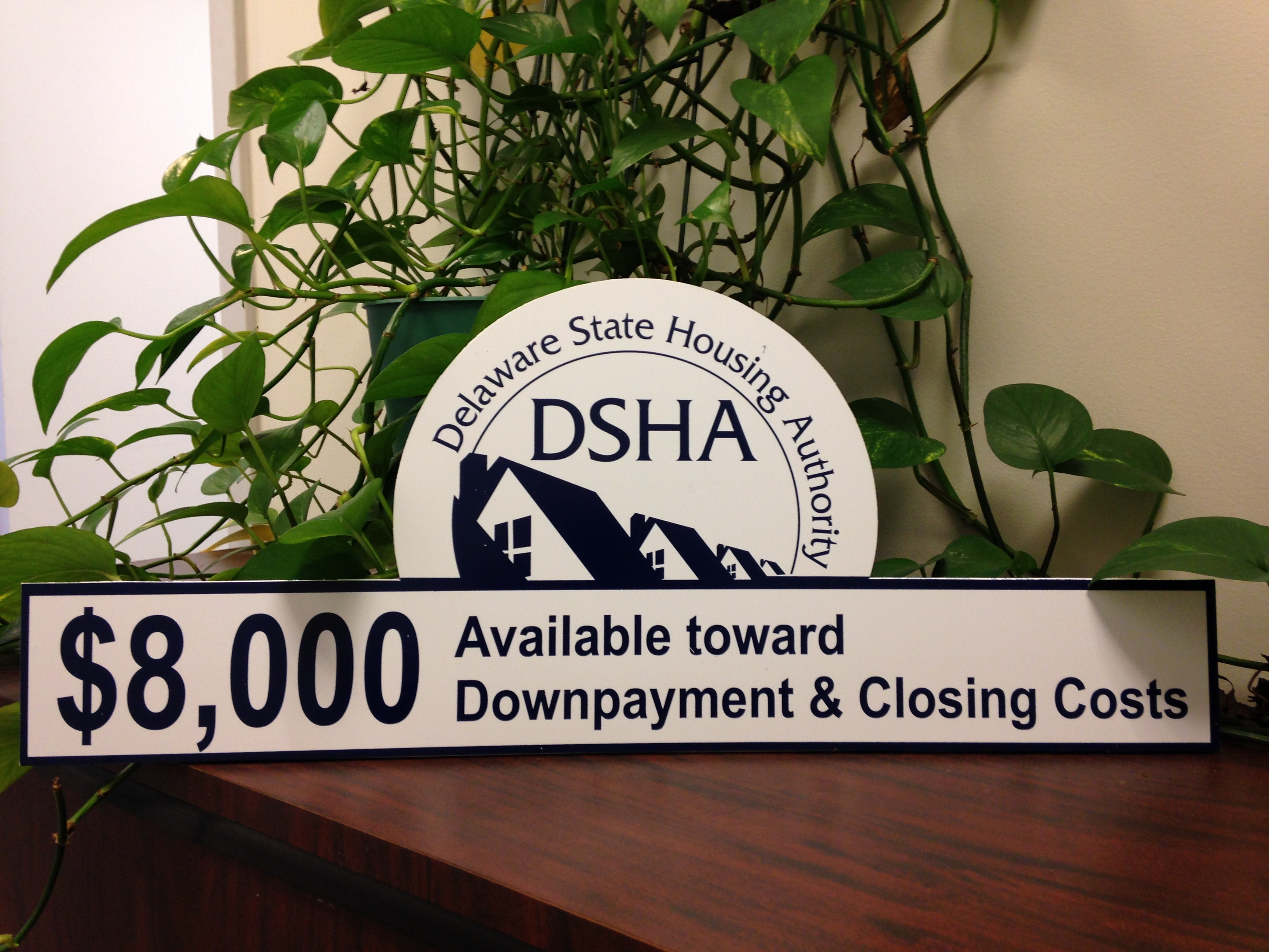 dsha has free sign toppers while supplies last the daily