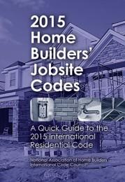 Home Builders Job Codes