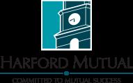 Harford Mutual color vert logo